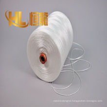 pp fibrillated yarn/sewing thread/agricultural virgin rope factory